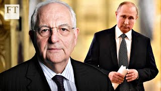 Martin Wolf: why Vladimir Putin is wrong to claim liberalism is dead