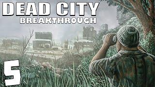 S.T.A.L.K.E.R. Dead City Breakthrough #5. Убежище Картографа и Лаборатория под Лиманском