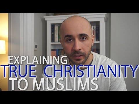 Muslims DON'T Understand True Christianity