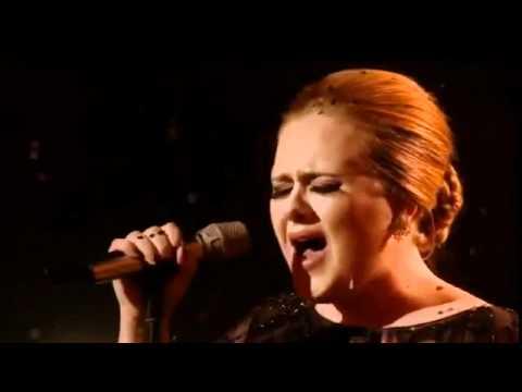 Adele - Someone Like You - BRIT Awards 2011.mp4