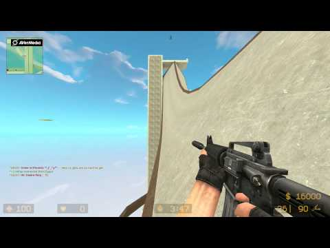 Counter-Strike: Source - Surf_Ski_2_Nova ]HeLL Surf Server 2015