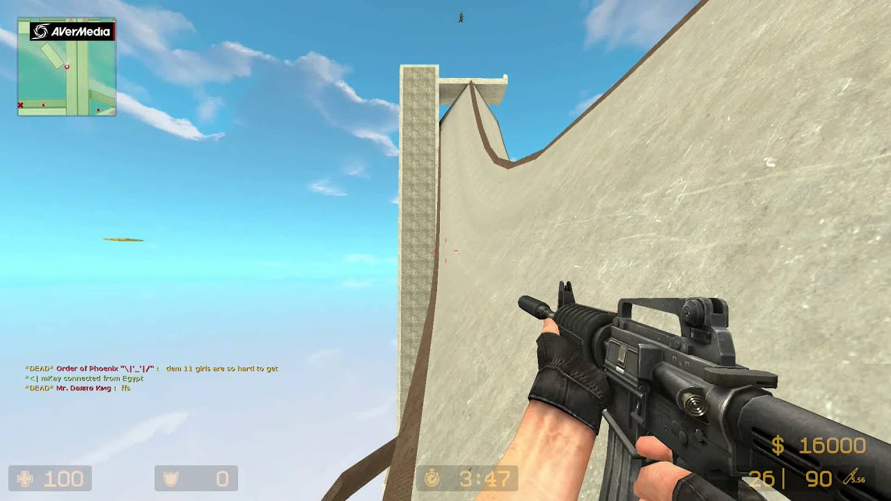 Counter-Strike: Source - Surf_Ski_2_Nova ]HeLL Surf Server 2015