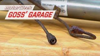 Goss' Garage: Rust Is Not Your Friend