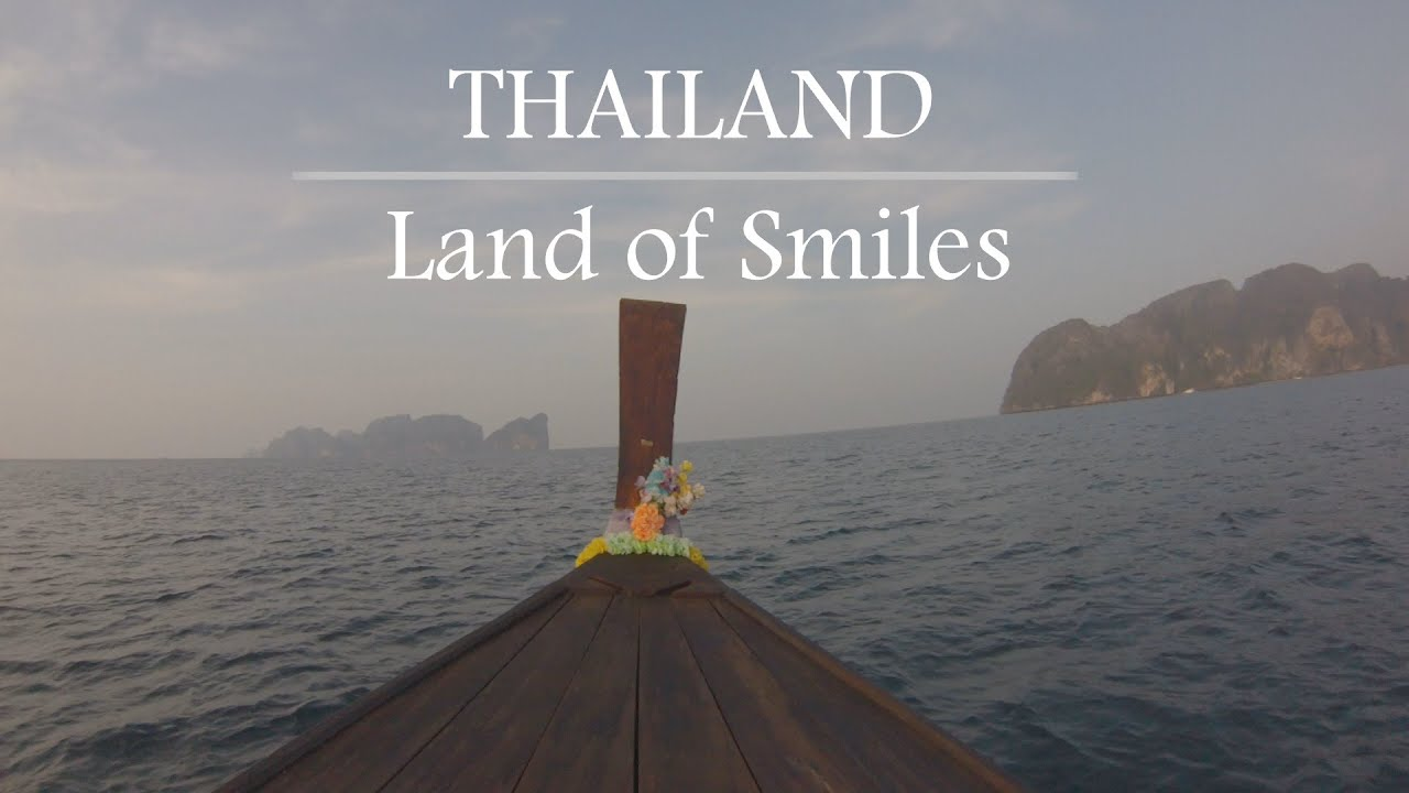 thailand land of smile Thailand is famously known as the land of smiles, and its residents pride  themselves on being gracious and accommodating as a collective.