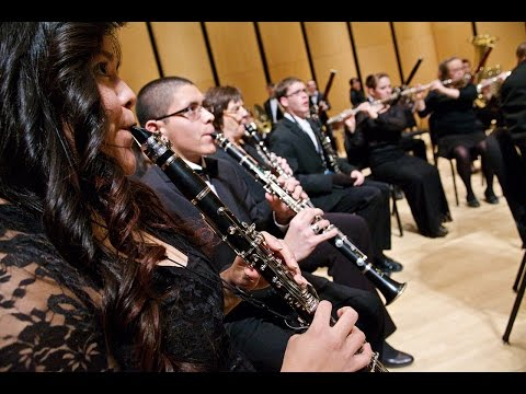 Select Band Concert at Fort Lewis College