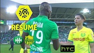 AS Saint-Etienne - FC Nantes (1-1)  - Résumé - (ASSE - FCN) / 2016-17