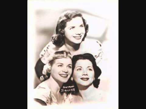 The Fontane Sisters - Summertime Love (1957)