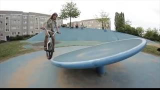 Крутые трюки на BMX и MTB