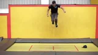 do you even jump brah alpha parkour movements at jump street asia trampoline park
