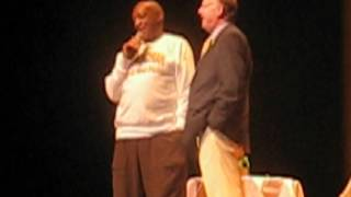 Bill Cosby at Appalachian State University