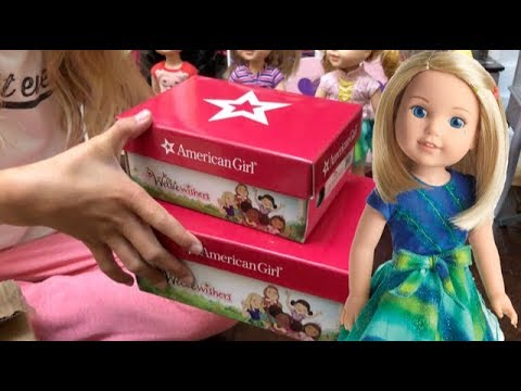 American Girl WellieWishers Shoes