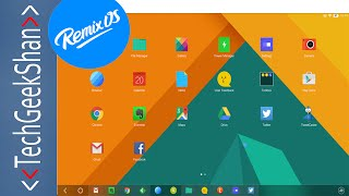 Download & Install Remix OS in USB
