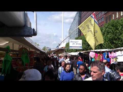Rotterdam markt Blaak 2