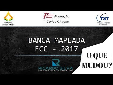 Banca Mapeada FCC   O QUE MUDOU?