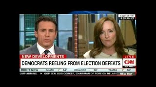 DEMOCRATS REELING FROM ELECTION DEFEATS ON CNN Breaking News