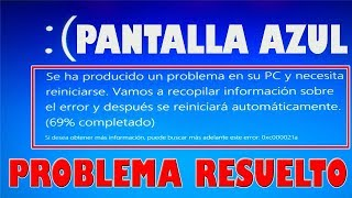 "Reparar Error ""Windows no Arranca y Aparece la Pantalla Azul"" 