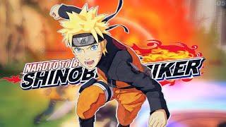 I'm Actually Liking This Game!!! Shinobi Strikers Gameplay At Anime Expo