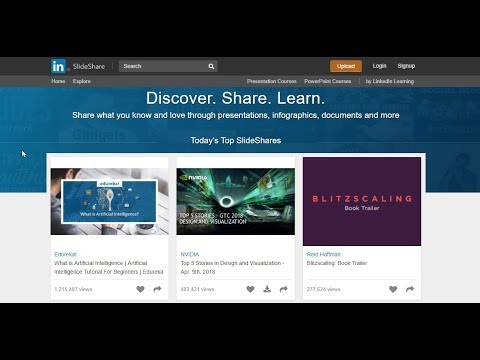 How to Download NON DOWNLOADABLE (LOCKED) slides from Slideshare