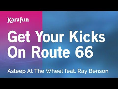 Karaoke Get Your Kicks On Route 66 - Asleep At The Wheel *