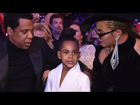 Blue Ivy Carter Tells a Corny Joke and We're Here for It