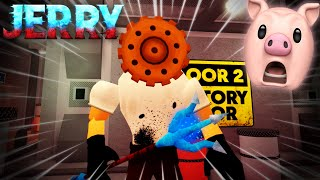 ROBLOX JERRY FLOOR 2.. [Factory Floor]
