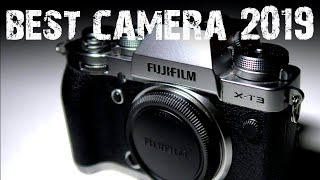Best TRAVEL CAMERA of 2019 | Fujifilm X-T3 Review