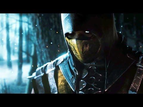 Mortal Kombat X Trailer (1080p)