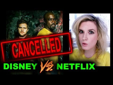 Luke Cage & Iron Fist Cancelled