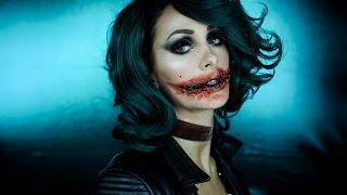 Mrs. Joker - Halloween Makeup Tutorial