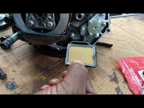 Hero Honda bikes engine oil filter Splendor Passion Pro