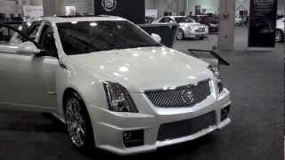 Cadillac CTS-V Black Diamond Edition 2011 Videos