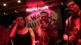 EARTH ANGEL - VELVET CANDELS 2015-11-26 BARCELONA A- WAMBA BULUBA AT MARULA CAFE