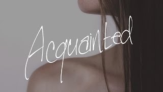 the weeknd acquainted cover by the council