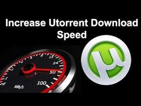 How To Increase U Torrent Download Speed |fast And Full Speed On Android Mobile