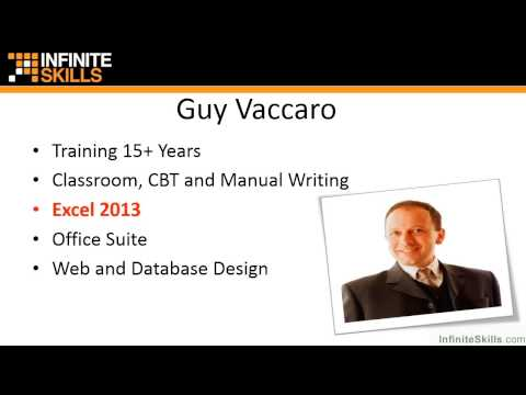 Advanced Formulas and Functions Tutorial | About Guy Vaccaro