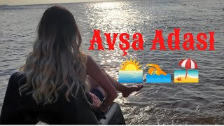 Avşa Adası vlog | Avşa yazlığa gidiyoruz eğlencenin adresi AVŞA🌅🏊🏖️