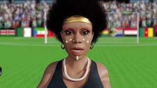 Coco Argentée - Anyassa Tele (clip 3D)