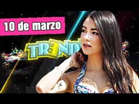 TRENDING 10 MARZO -  #LADYMOTEL, MÉXICO PIERDE VS ITALIA, CAMBIO DE HORARIO Y MÁS.
