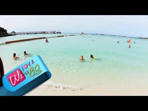 เกาะล้าน หาดตาแหวน หาดนวล (Koh Larn) เล่นน้ำใส ที่เที่ยวใกล้กรุง จ.ชลบุรี