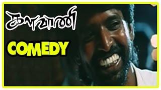 Kalavani Comedy Scenes   Tamil Comedy   Vimal   Soori   Oviya   Ganja karuppu   Soori Comedy
