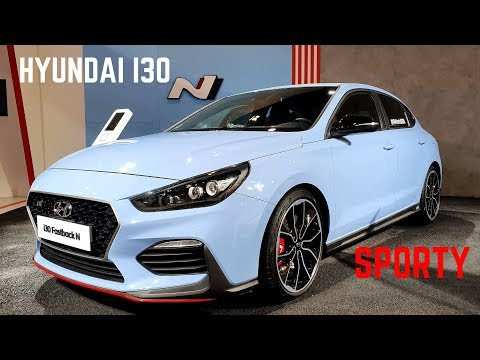 2020 Hyundai I30 Fastback N - Hotest Five Door Coupe Review | New Features, Premium Interiors