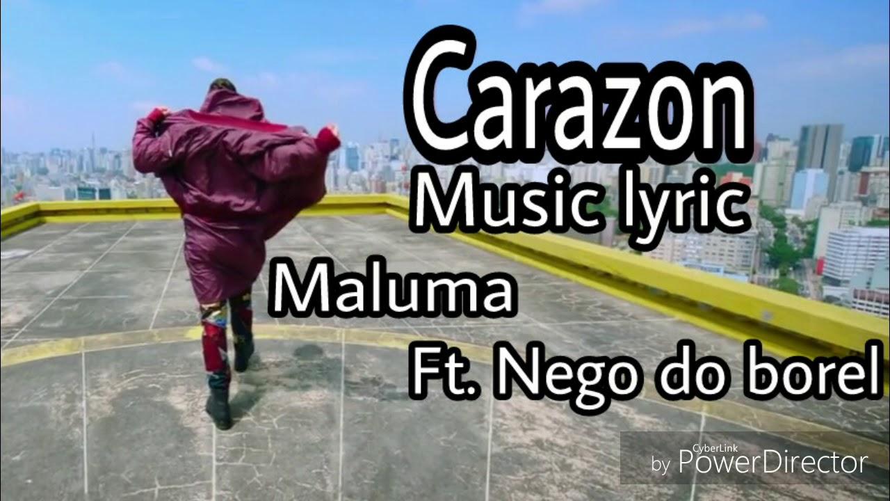 Download Carazon | Music lyrics.