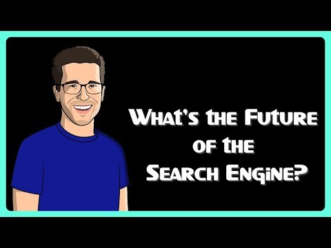 Geek Talk: What's the Future of the Search Engine? (TLDR)