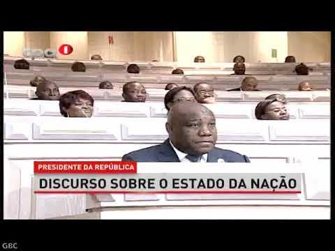 """Presidente da República """"Discurso sobre o estado da nação"""" 16 10 17"""