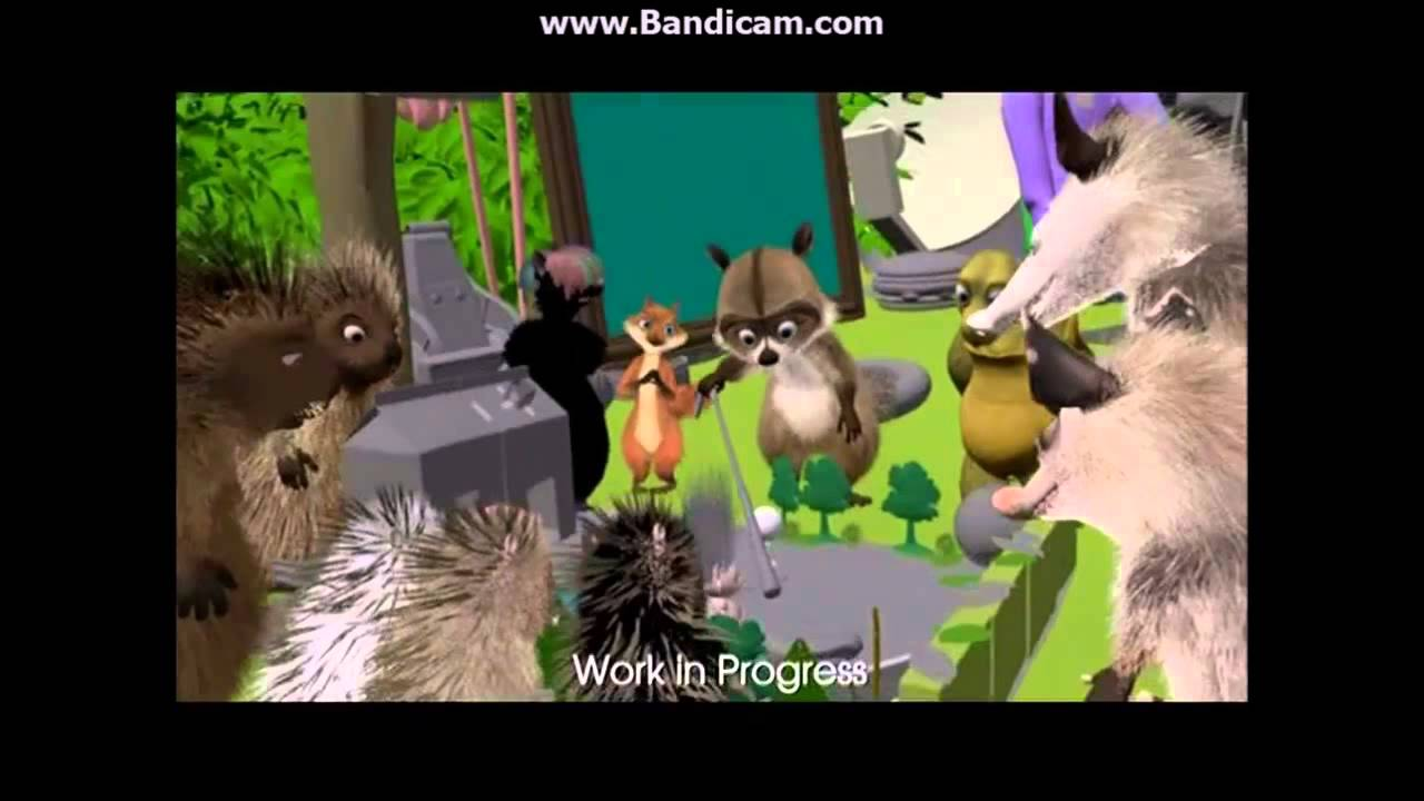 Over The Hedge 2006 Behind The Scenes Youtube