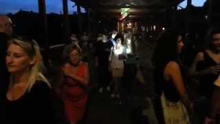 Zombi sul ponte di Ponte di Bassano / WALKING ZOMBI @BASSANO - Bmotion 2014