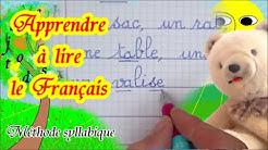 Français : Apprendre à lire CP Maternelle et écrire le français en s'amusant