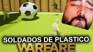 SOLDADOS DE PLASTICO WARFARE! Rancio Gaming en Español - GOTH