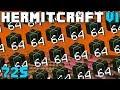 Hermitcraft VI 725 Dried Kelp Block Farm