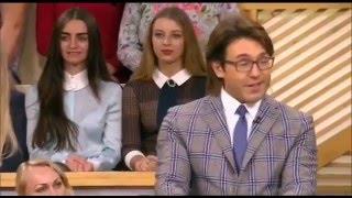 """Мурка Буклов в """"Пусть говорят"""""""